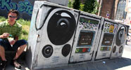 lastplak | boombox | rotterdam | 3-d | netherlands (57 votes)