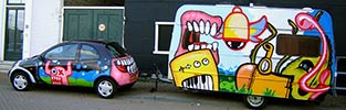 lastplak | caravan | trailer | car | rotterdam | netherlands (57 votes)