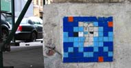 spaceinvader | manhattan | nyc (7 votes)