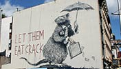 banksy | rat | nyc (119 votes)
