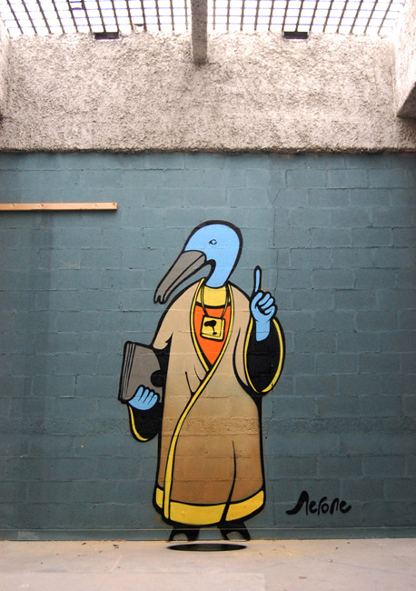 nerone | le-coktail | bird | paris