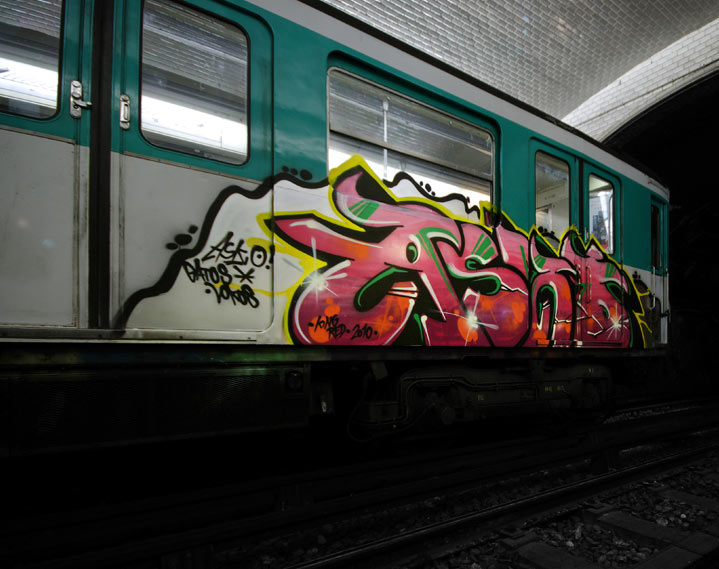 asko | subway | paris