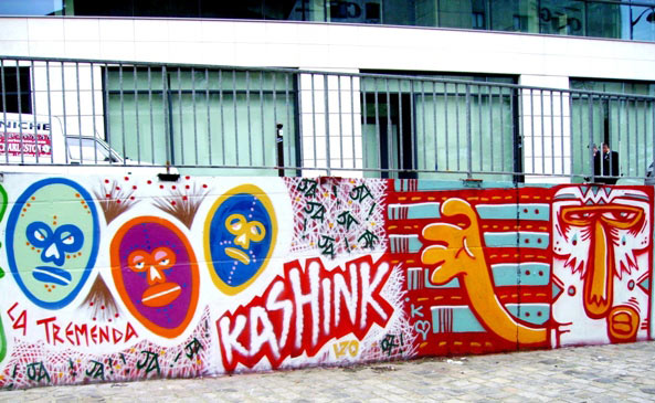 kashink | izo | lesfrigos | paris
