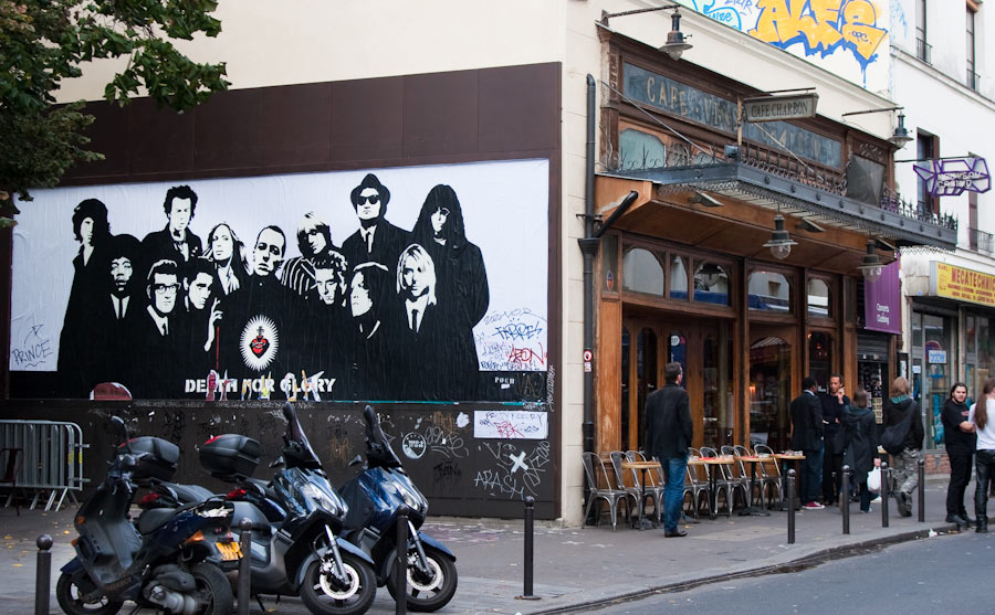 poch | lemur | billboard | paris