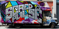 scred | pulse | truck | paris (29 votes)