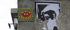spaceinvader | paris (24 votes)