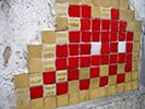 spaceinvader | red | paris (38 votes)