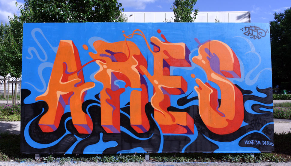 ares | 2035 | orange | pau | spring2010