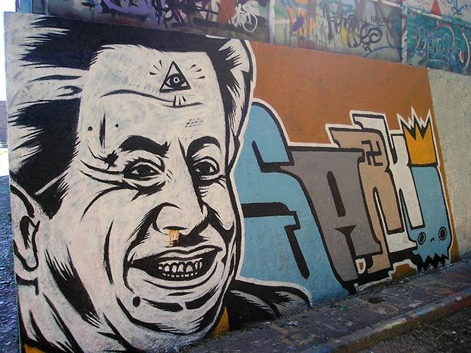 sixo | sarkozy | rennes