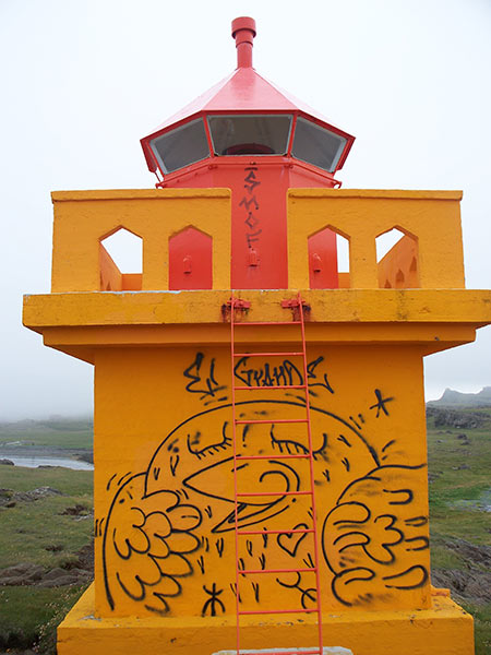 snof | egotrip | orange | iceland | scandinavia