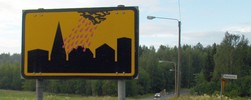 ttursk | rusack | roadsign | scandinavia (39 votes)