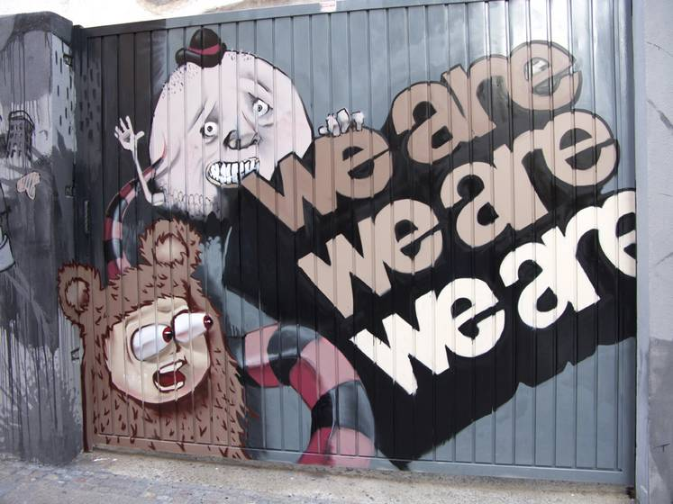 muro | we-are | spain