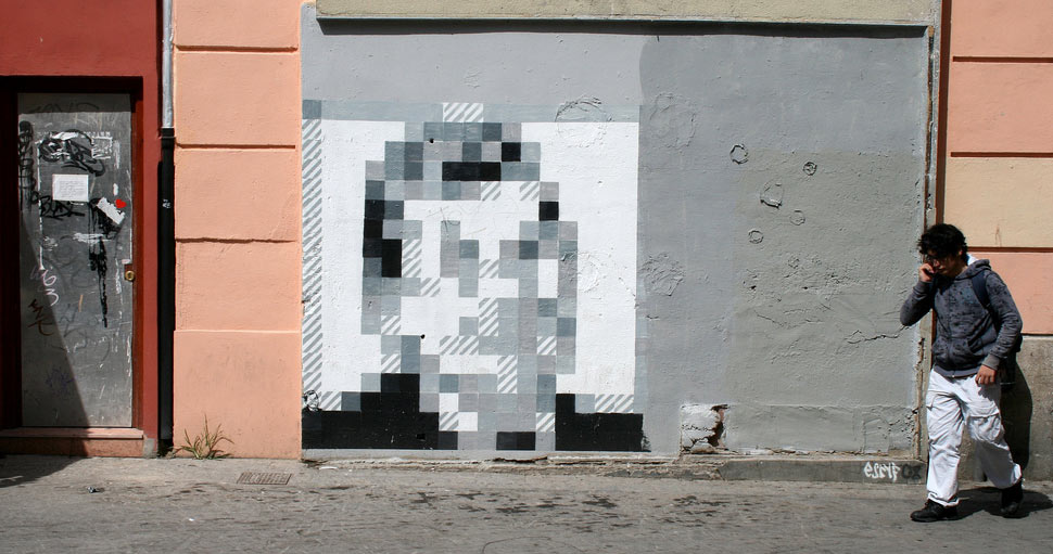 nadie | pixel | grey | valencia | spain