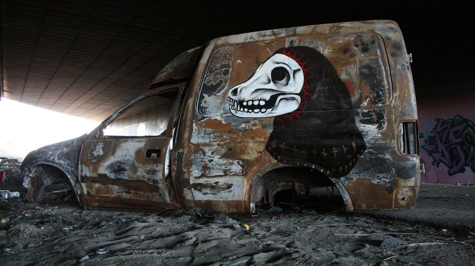 saner | car | madrid | spain