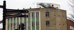 roa | bird | spaceinvader | london | ukingdom (22 votes)