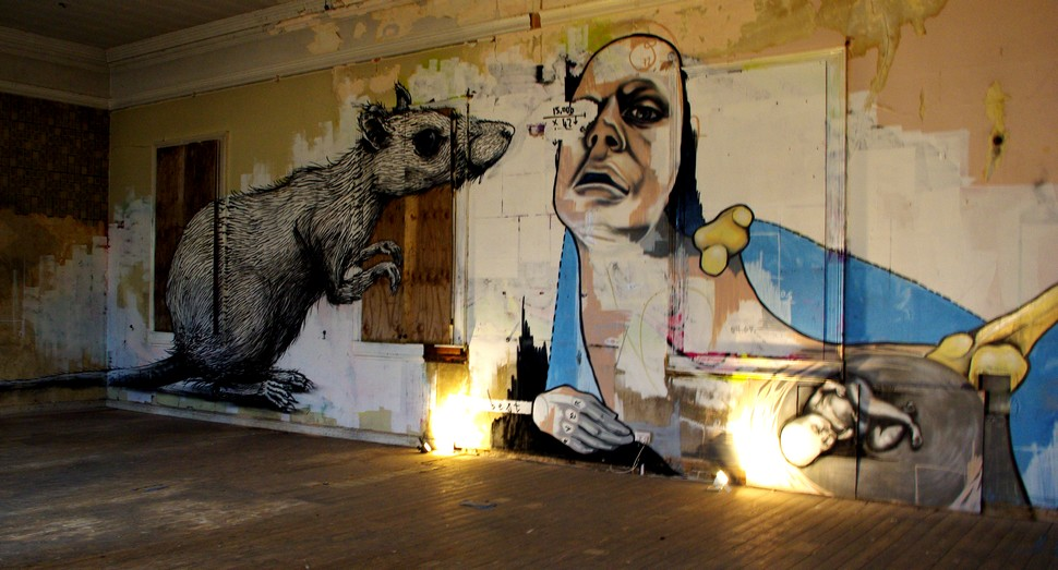 roa | brighton | best-ever | ukingdom