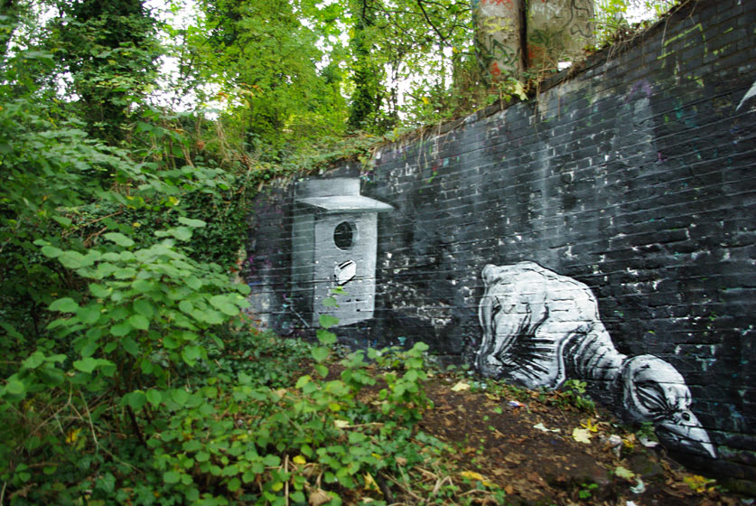 roa | toaster | london | ukingdom
