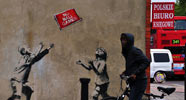 banksy | london | ukingdom (43 votes)