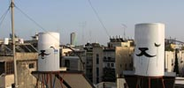 waynehorse | israel | tel-aviv | roof | various | contextual-face (23 votes)