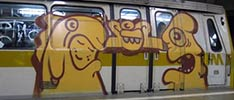 subway | sinboy | yellow | bucharest | various (40 votes)